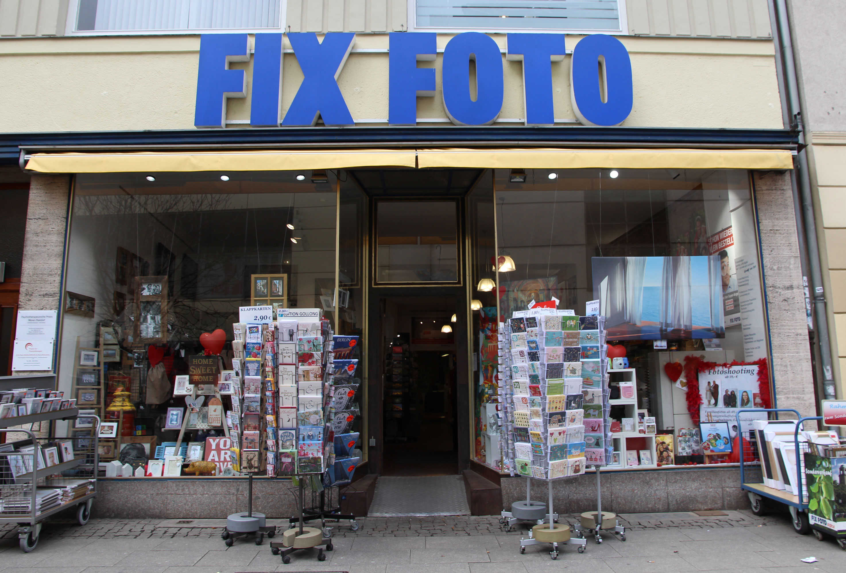 Fix Foto digital