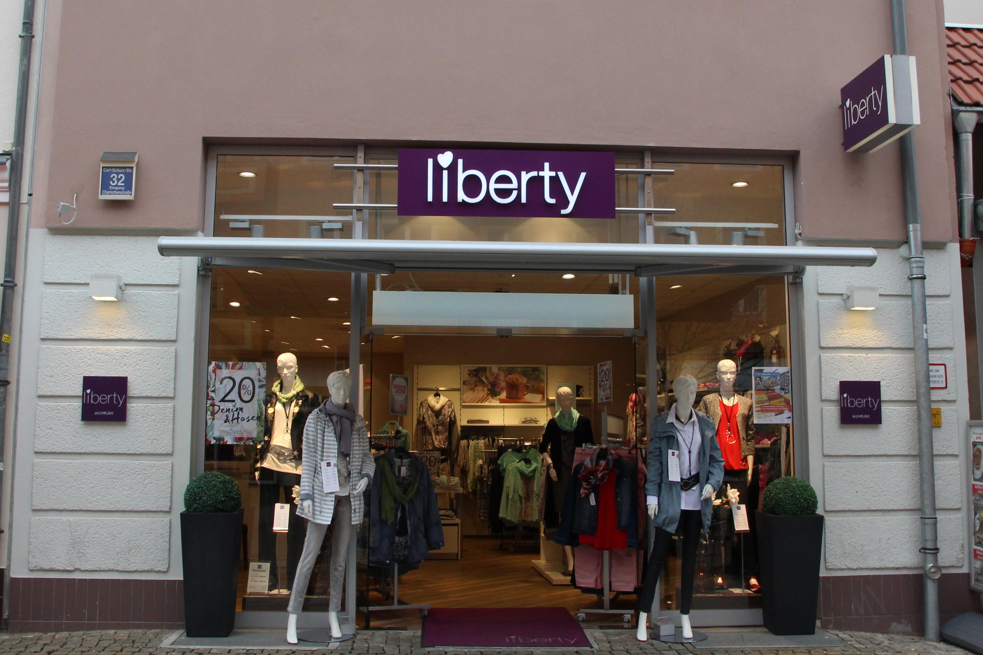 Liberty Damenmode